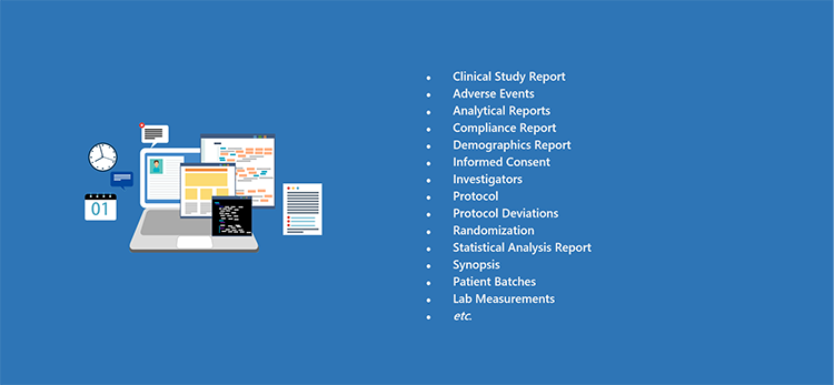 Clinical Data Reporting